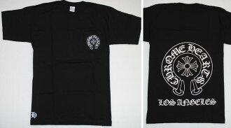 铬和铬心 ◆ 男装短袖 T 恤 ◆ M 大小 ◆ 黑黑