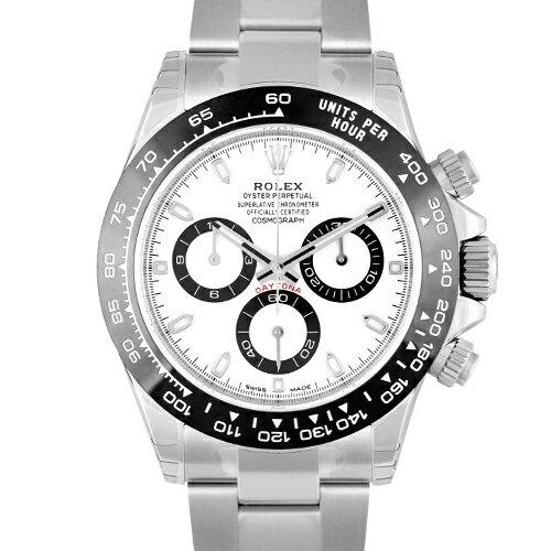 ロレックス ROLEX デイトナ 116500LN SS 40mm 白 ホワイト【送料無料】【新品】【メンズ】【腕時計】【本店_51297】