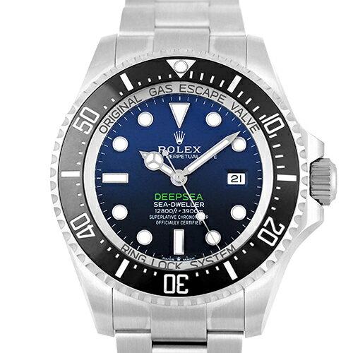 【正規品】ロレックス ROLEX 新型シードゥエラー ディープシー SS Dブルー 126660 44mm【送料無料】【新品】【メンズ】【腕時計】【本店_51293】