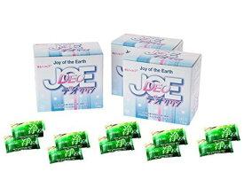 浄JOE デオクリン(メーカーオリジナル)1.3Kg×3箱※ミニ浄30g×10個付セット(善玉バイオ洗剤 )消臭成分・漂白成分配合で、特に<抗除菌力>が優れているので部屋干しのニオイを防ぐ【HAPIKO】