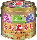 金鳥の渦巻 30巻 缶 3種の香り