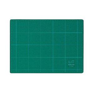 コクヨ カッティングマット(両面仕様)3mm厚220×300mmグリーン [マ-40N]