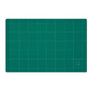 コクヨ カッティングマット(両面仕様)3mm厚300×450mmグリーン [マ-42N]