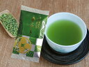 日本茶抹茶入り玄米茶 春のひびき 【上】100g