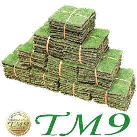 芝生 TM9 10平米 鹿児島産 高麗芝 送料無料 手入れが楽 簡単で見た目もキレイな芝生 楽天市場芝生ジャンル連続1位獲得 やっぱり人工芝より天然芝 ガーデニング DIY 美景観 省管理 少ない肥料
