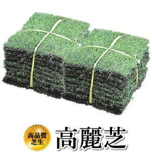 芝生 高麗芝 2平米 鹿児島産【店頭受取対応商品】