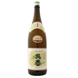 呉春 普通酒 池田酒 1800ml