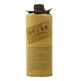 送料無料 焼酎 酒 お酒 麦焼酎 ギフト プレゼント 百年の孤独 麦 40度 720ml 麦 高級 おすすめ 人気 家飲み 高級