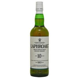 ウイスキー 酒 お酒 ギフト プレゼント 贈り物 ラフロイグ 10年 40度 700ml 並行 高級 おすすめ 人気 家飲み