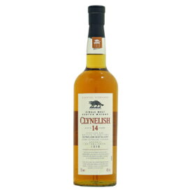 敬老の日 ウイスキー 酒 お酒 ギフト プレゼント 贈り物 クライヌリッシュ 14年 700ml 並行 高級 おすすめ 人気 家飲み スコッチ