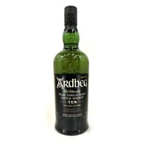 ウイスキー 酒 お酒 ギフト プレゼント 贈り物 アードベッグ 10年 【 700ml 】 並行 高級 おすすめ 人気 家飲み スコッチ