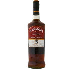 ウイスキー 酒 お酒 ギフト プレゼント 贈り物 ボウモア デビルズカスク 10年 750ml 並行 高級 おすすめ 人気 家飲み スコッチ