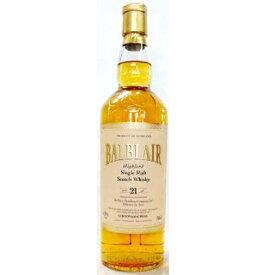 ウイスキー 酒 お酒 ギフト プレゼント 贈り物 ゴードン&マクファイル バルブレア 21年 700ml 高級 おすすめ 人気 家飲み スコッチ