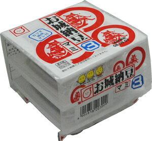 九州産 お城納豆 40g×3(120g) 丸美屋(九州産・熊本) 【冷蔵】