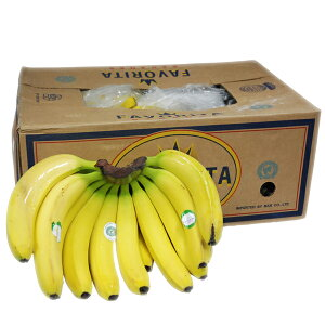 【箱売り】 ハニーバナナ(バナナ) 1箱(約12kg/4〜5房) エクアドル産 みんな大好き甘いバナナ!! 【業務用・大量販売】【RCP】
