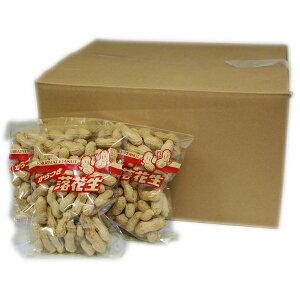 【箱売り】 落花生(らっかせい・殻つき) 1箱 (60g×20袋入り) 中国産  【業務用・大量販売】【RCP】