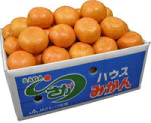 九州産 ハウスみかん 5kg箱 九州の安心・安全な果物! 【佐賀・松浦東部】【RCP】