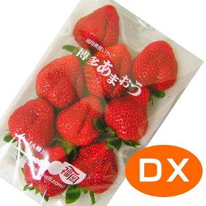 九州産 あまおう DX(デラックス) 1パック 福岡産 (博多あまおう) 九州の安心・安全な果物!
