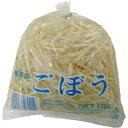 切りごぼう(牛蒡・ごぼう・ゴボウ) 130g