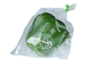 パプリカ(緑・グリーン)大型の肉厚ピーマンです! 1玉 【ニュージーランド・オランダ】