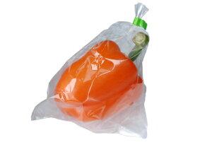パプリカ(橙・オレンジ)大型の肉厚ピーマンです! 1玉 【ニュージーランド・オランダ】