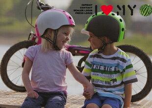 Melon helmet(メロンヘルメット)幼児・子供用 XXS(46cm)/ML(63cm) 自転車 スケートボード BMX