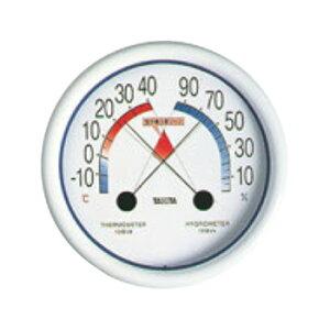 食中毒注意ゾーン付 温湿度計 No.5488【TANITA】【温度計】【湿度計】【計量器】【thermometer】
