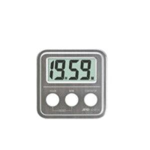 【メール便配送可能】A&D 20時間タイマー(ステンレストップ)AD5714【デジタルタイマー】【キッチンタイマー】【キッチン用品】【厨房用品】