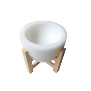 プラスチック 餅臼(木台付)φ500【代引き不可】【餅つき】【餅用品】