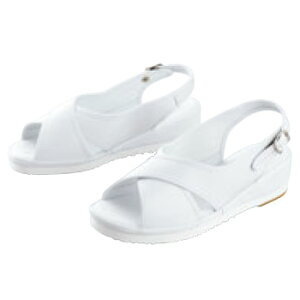 ナースシューズ S-9 白 23cm【ナースシューズ】【医療用シューズ】【医療用靴】