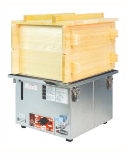 電気蒸し器 M−11 単相100V【代引き不可】