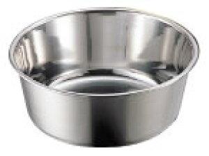 21-0 洗桶 30cm【たらい】【タライ】【ステンレス】【業務用】