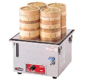電気蒸し器YM-11【代引き不可】【【業務用】【蒸し器 電気 スチーマー せいろ セイロ 蒸篭 エイシン】