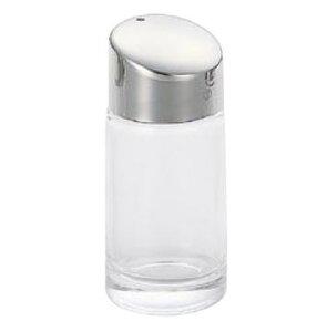 ♯1000 塩入れ【卓上備品】【調味料入れ】【ガラス】【ボトル】【卓上塩】【ソルト】【しお】【業務用】