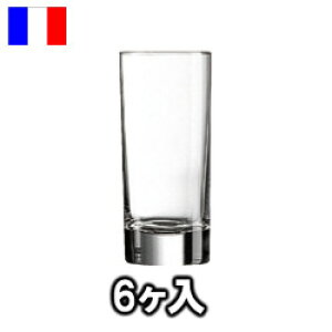 イスランド タンブラー 220 (6ヶ入) アルコロック D6318 (C)【バー用品】【Arcoroc】【グラス】【タンブラーグラス】【ソフトドリンクグラス】【カクテルグラス】【コップ】【業務用】