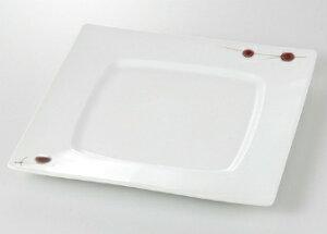 紅玉 (強化) 8.0角前菜皿