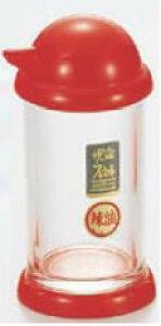 スカットシリーズ ラー油入れ 赤【調味料入れ】【調味料ストッカー】【業務用】