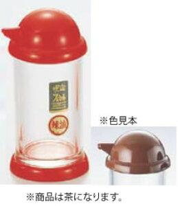 スカットシリーズ ラー油入れ 茶【調味料入れ】【調味料ストッカー】【業務用】
