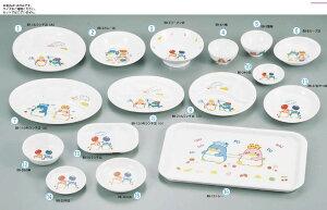 メラミンお子様食器「ベン&ベティー」 BB-8 スープ皿【子供用食器】【スープ皿】【スープ入れ】【スーププレート】【業務用】