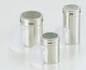 SA18-8パウダー缶(アクリル蓋付) ロング【調味料入れ】【ふりかけ缶】【業務用】