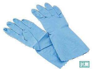 ダンロップ ワークハンズ B-133 (ニトリルゴム製・裏毛なし)M【手袋】【ゴム手袋】【業務用】