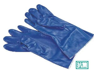エステー ニトリル モデルロング手袋 No.630 (ニトリルゴム製・裏メリヤス付) M【手袋】【ゴム手袋】【業務用】