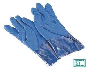 ショーワ ニトローブ手袋 No.750(ニトリル製・裏ポリエステル繊維) L【手袋】【ゴム手袋】【業務用】