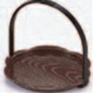 梅型手提珍味台 新溜【和食器】【卓上演出小物】【盛り器】【盛器】【手提盛器】【M-9-31】