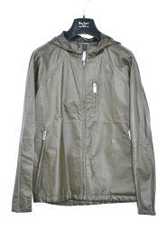 【国内配送】BERLUTI 1895 ベルルッティ レザー フーディー シングル ジャケット グリーン 選べるサイズ 未使用 最新 人気 稀少