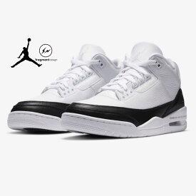 FRAGMENT×NIKE AIR JORDAN 3 RETRO sneaker DA3595-100 ナイキ 選べるサイズ
