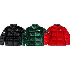 FW20 Supreme × The North Face Faux Fur Nupste Jacket - シュプリーム×ノースフェイス フェイクファー ヌプシジャケット 選べるカラー サイズ