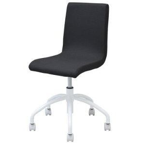 オフィスチェア ワークチェア デスクチェア 事務チェア 椅子 イス いす 布張り キャスター付き 3色あり テレワーク 家具 在宅 勤務 リモートワーク コワーキング スマートオフィス 【