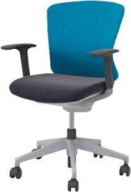 オフィスチェア 肘付き キャスター付き 椅子 事務用 6色あり 新品