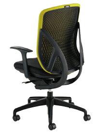 送料無料 新品 「Yera(イエラ) オフィスチェア ハイバック T字肘タイプ」 事務チェア パソコンチェア 椅子 いす イス 7色あり